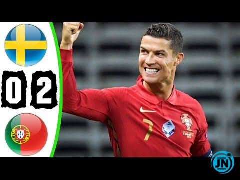 Sweden vs Portugal - 0-2 Highlights (UEFA Nations League)